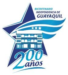 """GANADORES  CONCURSO CREACION DEL LOGO POR EL """"BICENTENARIO DE INDEPENDENCIA DE GUAYAQUIL"""""""